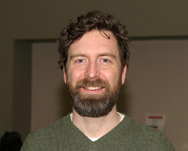 Photo of Colin Bragg