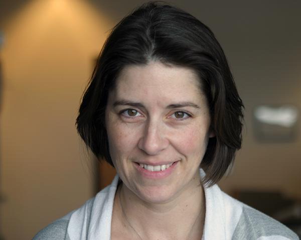 Photo of new employee Monica Crubezy