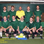 Photo of a local soccer team