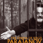Book cover: The Cinema of Sergei Parajanov