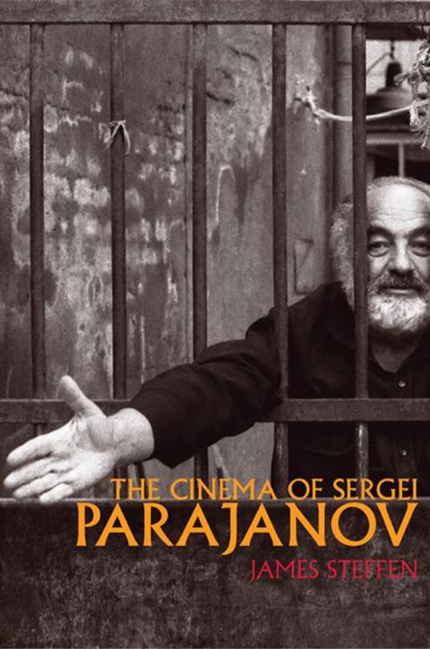 Book cover: The Cinema of Sergei Parajanov
