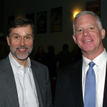 Photo of Rich Mendola and Mike Mandl