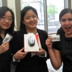 Photo of the winning team for the Advanced Research Challenge