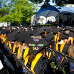Photo of Emory Commencement