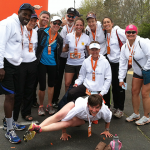 Photo of the Ragnar Cape Cod Relay team
