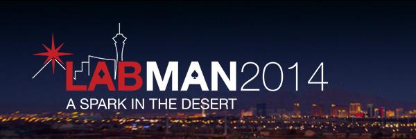 LabMan 2014 logo