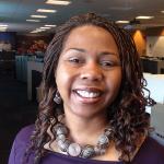 Photo of new employee Felisha Chism