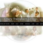 Emory Transplant graphic