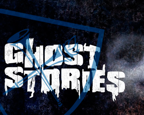 """Graphic with """"Ghost Stories"""""""