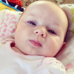 Photo of new baby