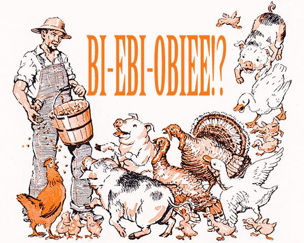 Old McDonald illustration