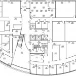 Floor plan for NDB