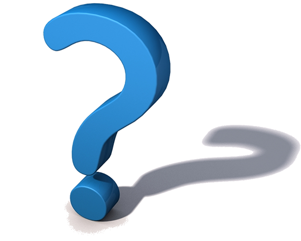 "Clip art of a ""question mark"""