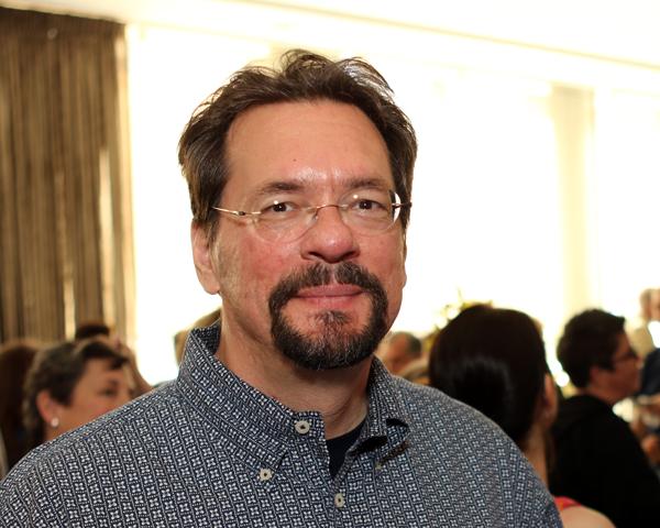 John Willingham at a recent LITS event.