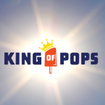 King of Pops logo