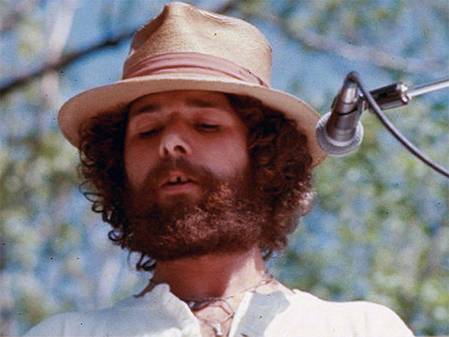 photo of young chuck leavell