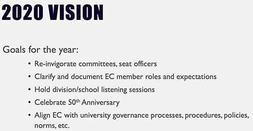 photo of vision statement