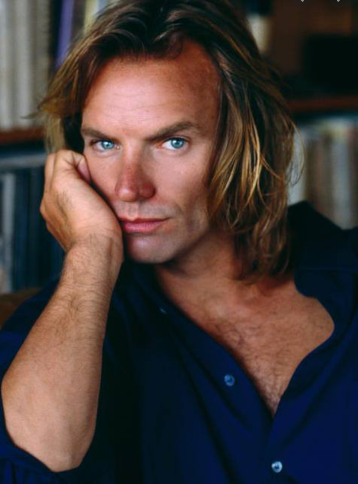photo of Sting