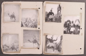 Snapshots of Turner's African travels