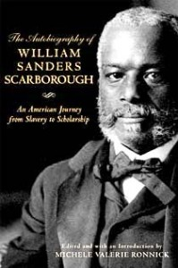 Cover of Scarborough's autobiography