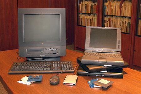 Salman Rushdie's Computers