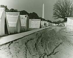 Resurrection City, Washington, DC, 1968