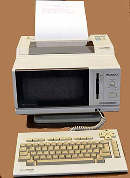 Lucille Clifton's Magnavox VideoWriter
