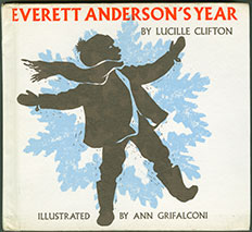 Everett Anderson's Year, by Lucille Clifton
