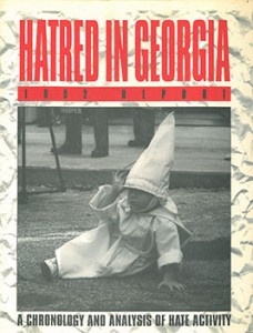Hatred in Georgia, 1992 Report from Neighbors Network