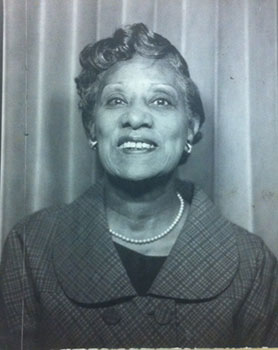 May Miller, African American poet, educator, and playwright