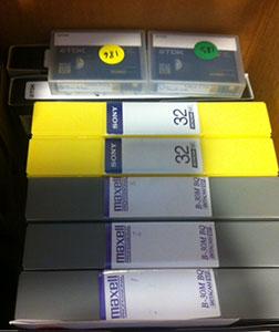 Jackson audiovisual items