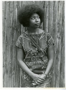 Alice Walker, photograph by Doris Derby