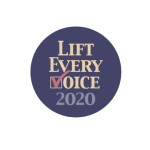 Circular Logo for Lift Every Voice 2020