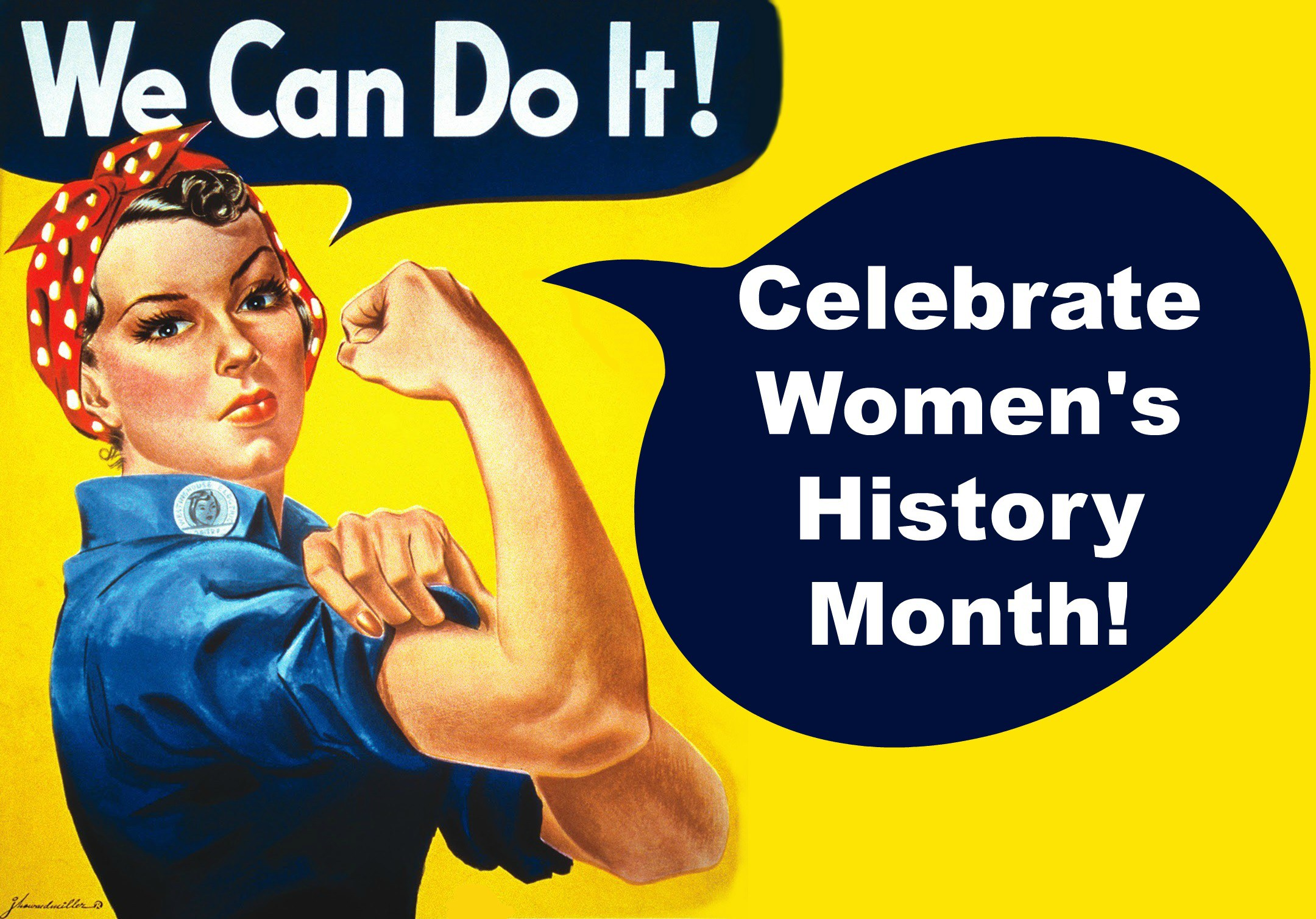 the event of womens history month Americans have recognized black history annually since 1926, first as negro history week and later as black history month what you might not know is that black history had barely begun to be studied-or even documented-when the tradition originated although black people have been in america at .