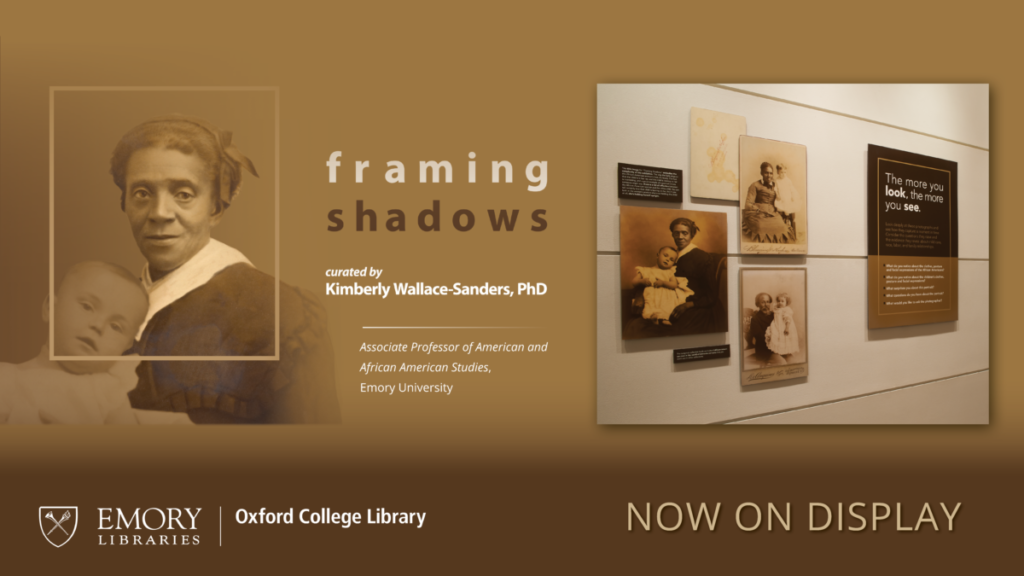 Framing Shadows Exhibit Now on Display