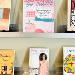 Photo of the book display