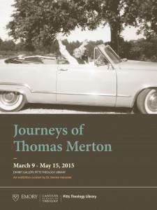 Journeys of Thomas Merton Poster
