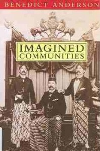 Imagined Communities, 1983.