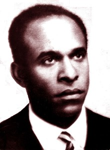 Portrait of Frantz Fanon by Pach J. Willka/CC Licensed
