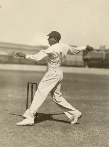 Learie Constantine, West Indian cricketer of the 1930s/public domain