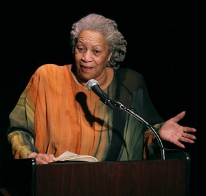 Toni Morrison, 1993 Nobel recipient/CC Licensed 2001