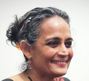 Arundhati Roy, 2010/CC Licensed