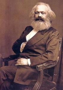 Karl Marx, 1875/public domain