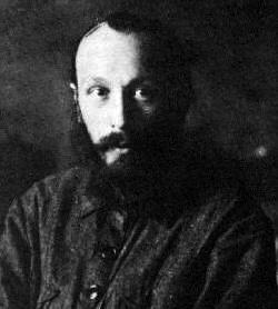 Mikhail Bakhtin, ca. 1920s/public domain