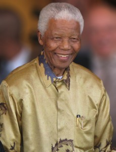 Nelson Mandela in Johannesburg, Gauteng, on 13 May 1998, South Africa the Good News/public domain