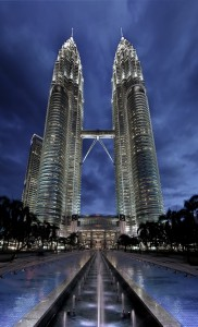 Petronas Towers, Kuala Lumpur / CC Licensed (Click on the image above to see a larger version.)