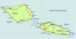 ap of Samoa by CloudSurfer/CC Licensed