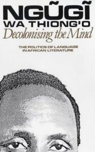 Decolonising the Mind, 1986
