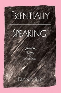 essentially speaking cover