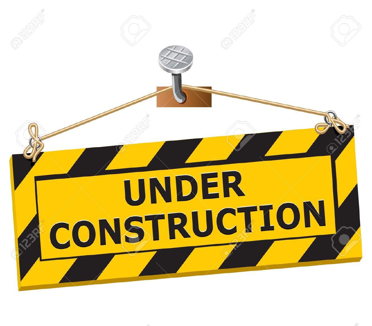 Under Construktion